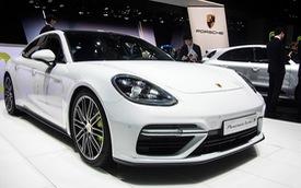 Doanh số Porsche vượt tổng các đối thủ chính cộng lại