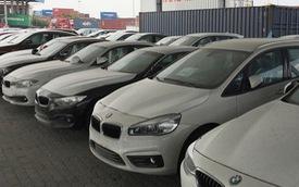 Lô hàng BMW tại cảng Sài Gòn sẽ được trả về châu Âu