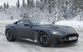 Aston Martin Vanquish 2019: Nâng cấp hiệu suất, giảm bớt sang trọng