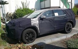 Bắt gặp Hyundai Santa Fe thế hệ mới đang chạy thử