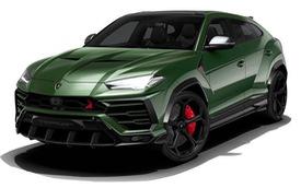 Vừa ra mắt, Lamborghini Urus đã có bản độ chất chơi