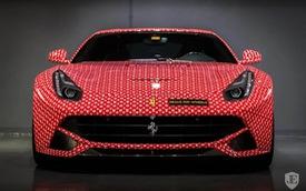Thiếu gia 15 tuổi rao bán Ferrari khoác áo Louis Vuitton
