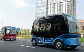 Trung Quốc thử nghiệm xe bus không người lái, có trí thông minh nhân tạo