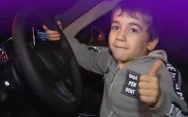 """Cậu bé Nga 5 tuổi được tổng thống trao quà """"an ủi"""" là một chiếc Mercedes-Benz C-Class vì chống đẩy 4105 lần liên tiếp nhưng bị sách Guiness từ chối"""