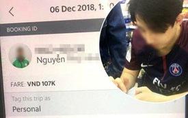 Tài xế GrabBike tắt máy sau khi nhận nhầm 2 triệu đồng của du khách Hàn Quốc, Grab lên tiếng xin lỗi