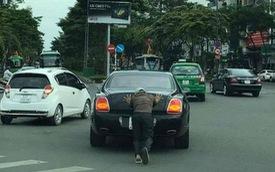 Cách đẩy nổ ô tô bị chết máy giữa đường khi ắc-quy yếu