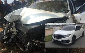 Honda Civic đua xe với Ford Ranger tại Bình Dương gây tai nạn liên hoàn, 1 người thiệt mạng