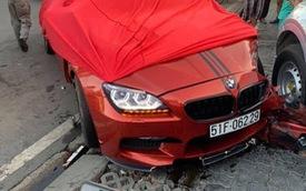 Thanh niên 22 tuổi lái ô tô BMW gần 7 tỷ đồng gây tai nạn liên hoàn khai gì?