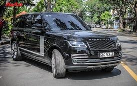 """Soi kỹ Range Rover Autobiography LWB 2019 của Minh """"Nhựa"""" vừa ra biển cặp với Urus, Huayra"""