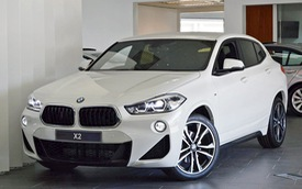 BMW X2 thêm phiên bản mới tại Việt Nam, giá dưới 2 tỷ đồng