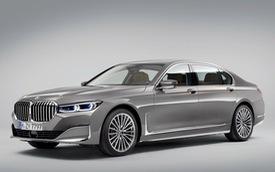 """Rò rỉ bộ ảnh chi tiết đầu tiên của BMW 7-Series 2020 với """"lỗ mũi"""" khổng lồ"""