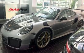 Ông chủ cà phê Trung Nguyên tậu một trong 2 chiếc siêu xe Porsche 911 GT2 RS đầu tiên tại Việt Nam