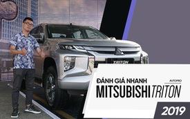 Đánh giá nhanh Mitsubishi Triton 2019 - Cuộc lột xác tất tay và tham vọng 15% thị phần tại Việt Nam