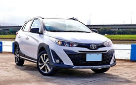 Toyota Yaris Cross 2019 có gầm cao hơn Mazda CX-5 - đối trọng mới của Hyundai Kona?