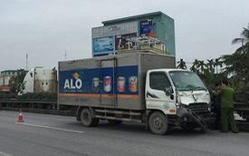 Trước khi gây tai nạn khiến 8 người tử vong, xe tải chạy với tốc độ bao nhiêu km/h?