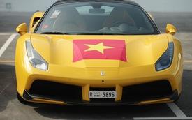 Điểm danh những siêu xe hộ tống ĐT Việt Nam tại Asian Cup 2019