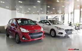 Hyundai lần đầu thống trị 2 vị trí top bán chạy tại Việt Nam và những điều kỳ lạ trong tháng 4/2019