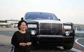 Chiếc Rolls-Royce Phantom chính hãng đầu tiên và độc nhất Việt Nam gắn liền với tên tuổi bà Dương Thị Bạch Diệp