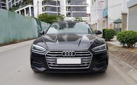 Hàng hiếm Audi A5 phiên bản APEC bất ngờ xuất hiện trên thị trường xe cũ
