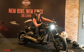 Harley-Davidson FXDR ra mắt Việt Nam, giá từ 799,5 triệu đồng