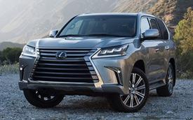 Chuỗi đại lý phản đối Lexus khi ghẻ lạnh LX570