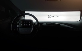 Màn hình cảm ứng tích hợp lên vô lăng - Hướng đi mới của nội thất xe