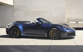 Porsche 911 Carrera mui trần chốt giá từ hơn 8,4 tỷ đồng tại Việt Nam