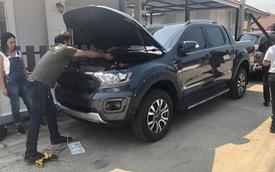 Hy hữu: Mua Ford Ranger được 3 ngày, chủ xe mới tá hoả vì tên xe là FROD có ý nghĩa xấu