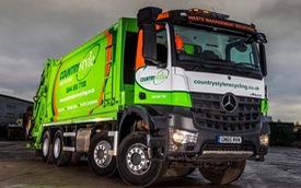 Mercedes có cả xe chở rác: Định vị thương hiệu ngày nay đã thay đổi so với khái niệm gốc cách đây 50 năm?