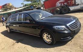 Mercedes-Maybach S600 Pullman hàng hiếm tái xuất tại Việt Nam