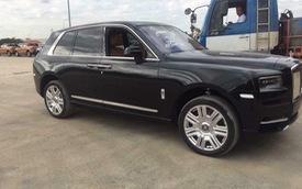 Rolls-Royce Cullinan về gần tới Việt Nam, đại gia trong nước ngóng đợi