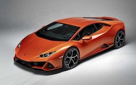 Ra mắt Lamborghini Huracan EVO - Khi siêu xe Performante 'ăn kiêng'