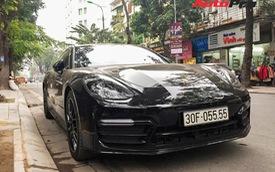 Porsche Panamera biển tứ quý 5 bản độ hàng trăm triệu đồng của dân chơi Hà thành