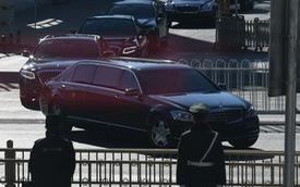 Mercedes-Benz S600 Pullman Guard của Kim Jong Un có thể xuất hiện tại Hà Nội