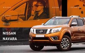Người dùng đánh giá Nissan Navara - Từ quyết định ngược dòng số đông tới 100.000km đồng hành