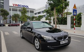 Rao giá hơn 500 triệu, BMW 5-Series 2008 rẻ như Toyota Vios bản base