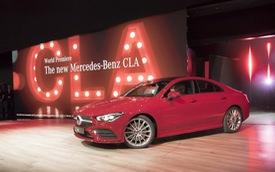Mercedes-Benz chính thức công bố CLA Coupe thế hệ mới: Thể thao và đáng chờ đợi hơn bao giờ hết