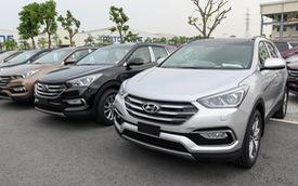 Hyundai Santa Fe đời cũ bán thế nào tại Việt Nam trước khi bản 2019 ra mắt?