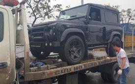 Land Rover Defender phiên bản 3 cửa siêu độc về Việt Nam