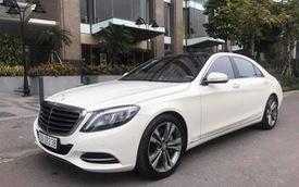 Đây là số tiền mà chủ xe mất đi sau 4 năm lăn bánh Mercedes-Benz S500