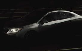 Toyota Camry đón thêm đối thủ đáng gờm hoàn toàn mới