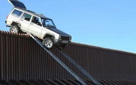 Chuyện lạ có thật: Dùng thanh dầm để lái xe vượt biên giới nhưng cái kết treo leo mới đáng chú ý
