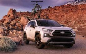 Toyota tung phiên bản RAV4 mới, Mazda CX-5 và Honda CR-V không phải đối thủ xứng tầm