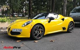 Độc nhất VN và tăng tốc ngang Ferrari nhưng Alfa Romeo 4C Launch Edition còn làm nức lòng giới mộ điệu bằng những điều này
