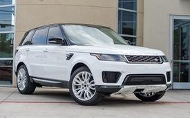 Range Rover Sport 2019 chính hãng có giá từ hơn 4,7 tỷ đồng, rẻ hơn xe nhập tư nhưng người mua phải đánh đổi một điều
