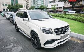 Với một chi tiết khác biệt, chiếc Mercedes-AMG GLS 63 giá 12 tỷ đồng của đại gia Sài Gòn trở nên độc nhất vô nhị tại Việt Nam