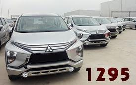 """Mitsubishi Xpander bán chạy kỷ lục, gia nhập """"câu lạc bộ"""" nghìn xe, thống trị phân khúc"""