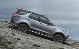 """Land Rover Discovery SVX chết """"từ trong trứng nước"""""""