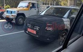 SUV mới nhỏ hơn Kona của Hyundai sẽ có tên Styx?