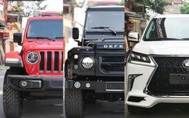 Những mẫu SUV dị, kén người chơi, giá bạc tỷ đang được bán tại Việt Nam